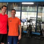 Bill Knowles, un verdadero gurú del fitness que ayudará a Andy Murray