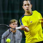 Daniel Galán, el tenista vegetariano