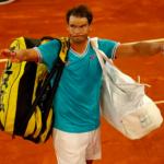 """Rafa Nadal: """"Jugando bien, hubiera ganado el partido"""""""