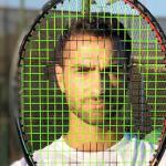 El hombre que hay... 'Behind the racquet'