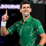 Novak Djokovic se asegura el número 1 en 2020 e iguala a Pete Sampras