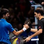 Djokovic, a la caza de los récords de Federer en Londres