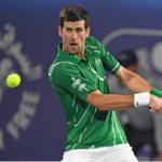 Djokovic no sumará semanas como número 1 con el ranking ATP congelado