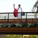 Roger Federer, sobre su rodilla: