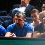 Goran Ivanisevic y su flaco favor a un Djokovic receloso de una parte de su entorno