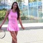 """Georgina García: """"El tenis representó lo peor que me había pasado en la vida"""""""