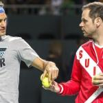 Luthi cree que Federer no se retirará a final de 2021