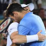 El mundo del tenis rinde tributo a Murray