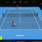 Nadal se llevó uno de los mejores puntos de la ATP Cup 2020