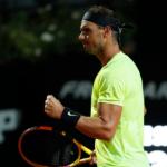 Rafael Nadal y el reto de llegar a Roland Garros como número 2 del ranking ATP