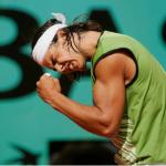 Los momentos más difíciles de Nadal en Roland Garros
