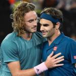 Tsitsipas asegura que los Top tienen privilegios en el trato y Federer le responde