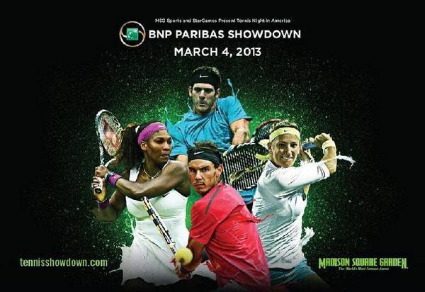 El Día Internacional del Tenis será el 4 de marzo.