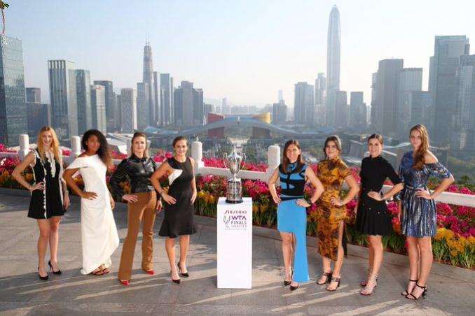 Finales de la WTA se disputarán en Guadalajara por única ocasión; el torneo dará inicio el 8 de noviembre